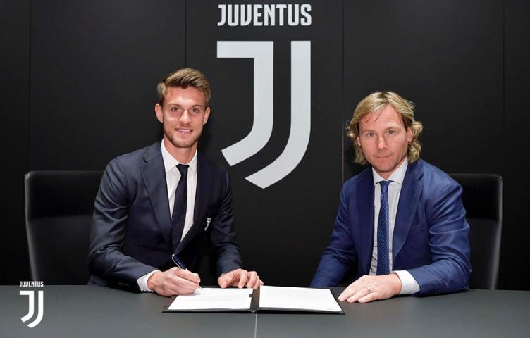 Juventus i Daniele Rugani produžili saradnju do 2023. godine