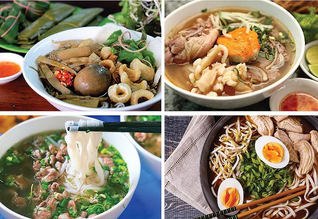 Vietnam has 5 world's records on cuisine