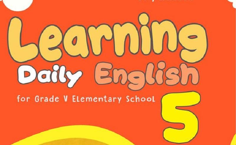 Soal Penilaian Bahasa Inggris Kelas 5 Semester 1 K-13