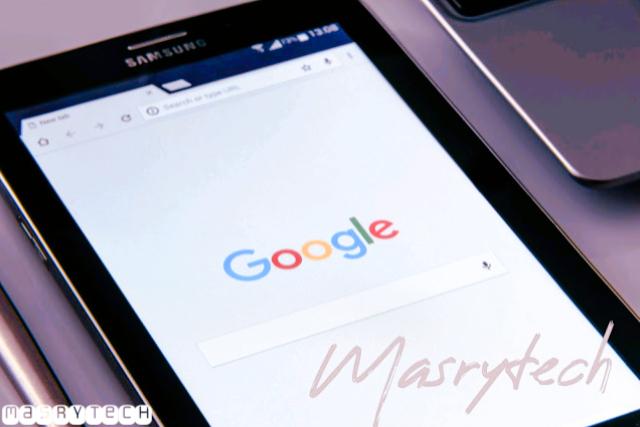 الترتيب في أعلى نتائج بحث Google