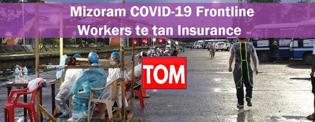 Mizoram Covid19 Insurance