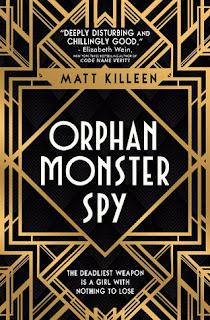 Orphan Monster Spy by Matt Killeen cover