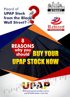 8 Reasons Why You Should Buy Your UPAP Stock Now - 2021 | Black Wall Street