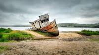 Shipwreck - Photo by Cameron Venti on Unsplash