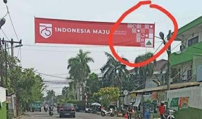 Logo ulang tahun ke-75 Republik Indonesia ramai diperbincangkan di media sosial. Banyak yang menganggap satu logo HUT RI ke-75 menyerupai salib.