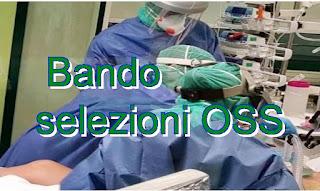 Bando OSS - www.adessolavoro.com