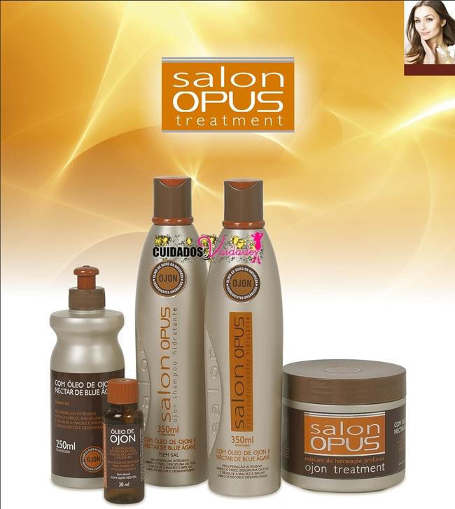 Salon Opus: Óleo de Ojon