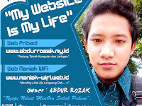 Design My Profile Sederhana