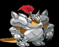 Dragón Armadillo