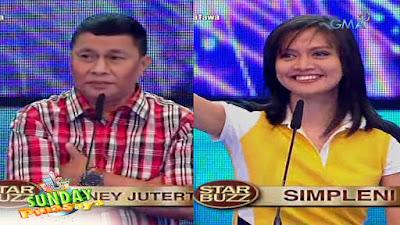 Rodney Juterte and Simpleni