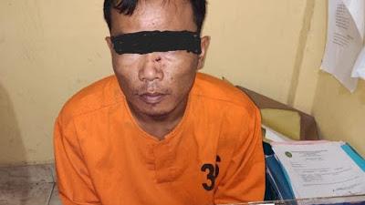 Resnarkoba Polres Tangkap FW Bocor ke Bandarnya, Kirim Wa Orang Sudah Tahu