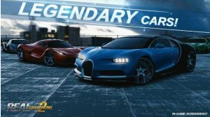 Real Car Parking 2 Driving School 2018 Mod Apk Unlimited Money Data For android