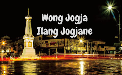 Wong Jogja Ilang Jogjane