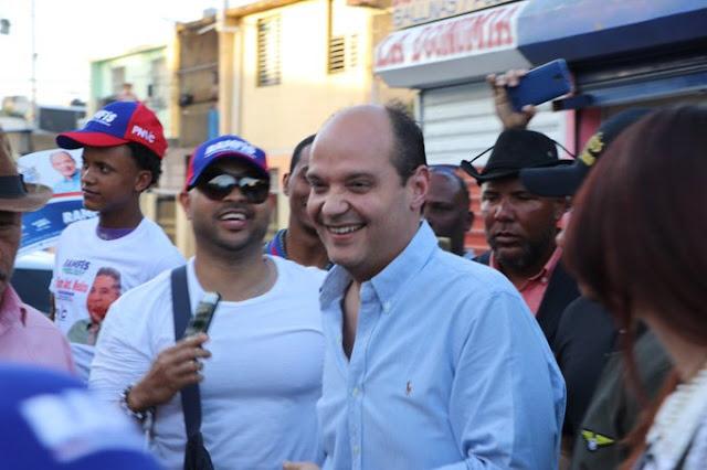 Ramfis Domínguez Trujillo candidato presidensial por el Partido Nacional Voluntad Ciudadana (PNVC)