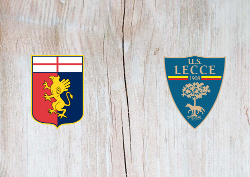 Genoa vs Lecce -Highlights 19 July 2020