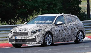 BMW 新型1シリーズ フルモデルチェンジ最新情報