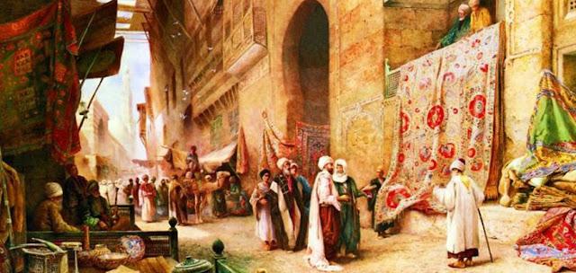 ottoman empire bazaar