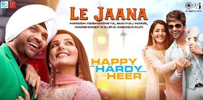 Le Jaana Lyrics - Happy Hardy And Heer