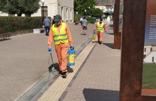Άργος: Ψεκασμοί για την καταπολέμηση των κουνουπιών