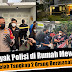 Polisi Olah TKP Di Rumah Mewah Setelah Tangkap 2 Orang