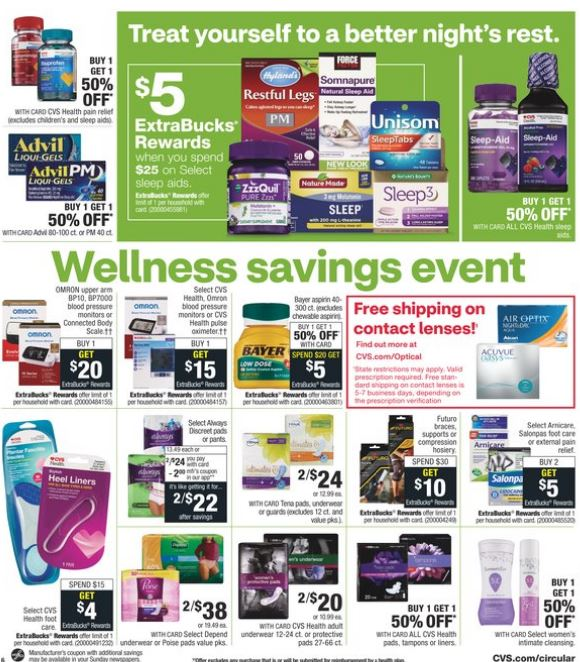 CVS Weekly Ad Preview 1/19-1/25 Page-7
