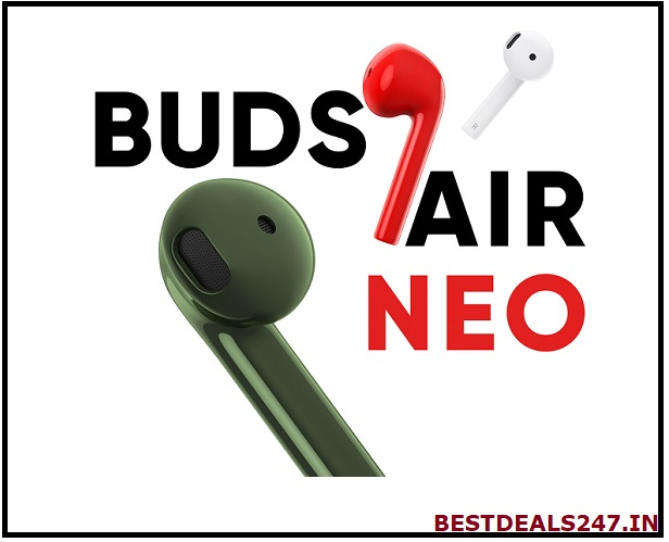 Realme Buds Air Neo launched in India