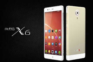 Firmware ZTE Nubia X6 Tested Free Download