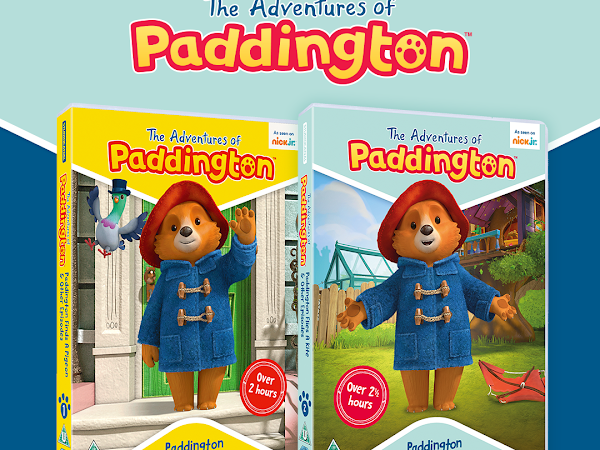 The Adventures Of Paddington DVD | Giveaway