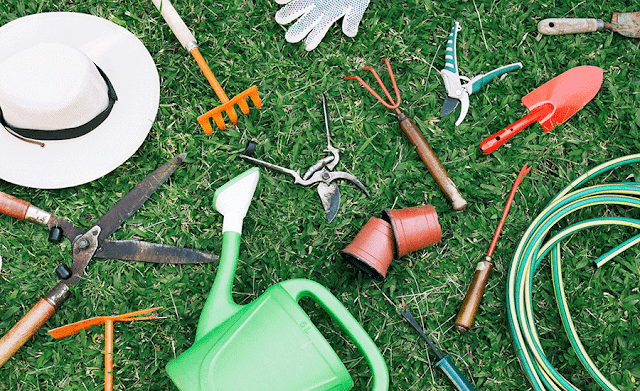 popular kinds of landscaping equipment