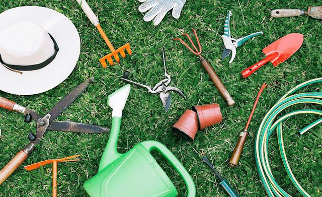 popular kinds of landscaping equipment