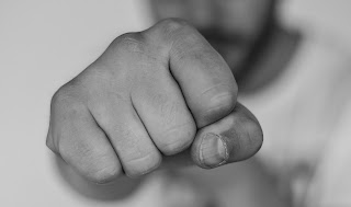 Offered fist