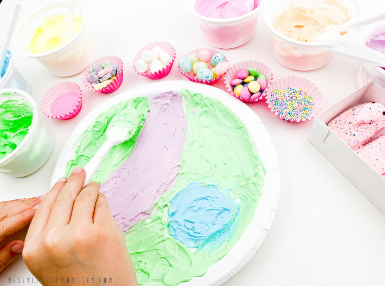 food paint