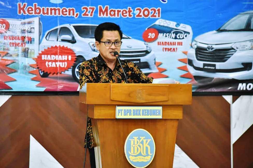 Tahun 2020, PT BPR BKK Kebumen Catatkan Laba Bersih Rp 16,4 Miliar