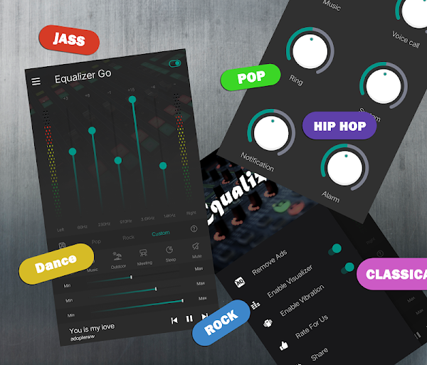Equalizer Bass Booster Pro 1.2.8 [Patched]