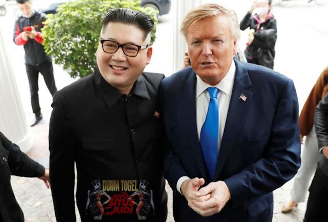 Patroli303 - Kim Jong-Un dan Donald Trump Palsu Di Tangkap Oleh Polisi Vietnam