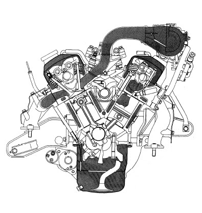 Mitsubishi 6d40 Engine manual