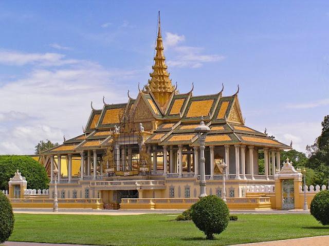Pagode de prata (Phnom Penh)