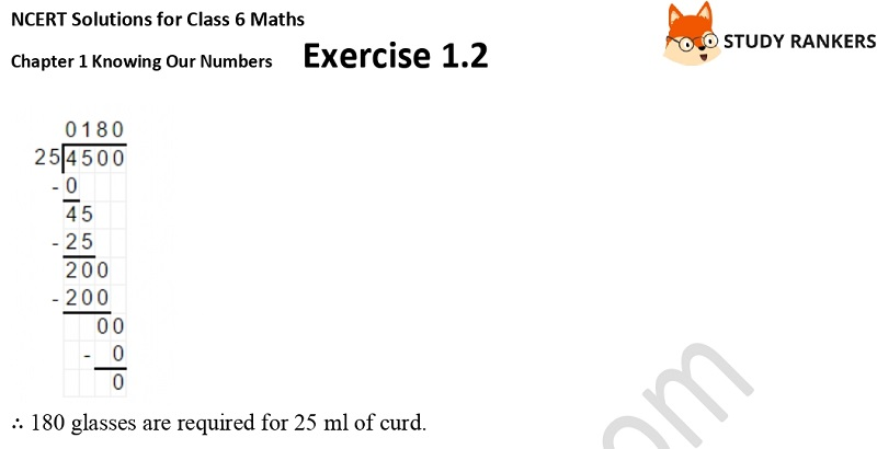 NCERT Solutions for Class 6 Maths Chapter 1 Knowing Our Numbers Exercise 1.2 Part 5