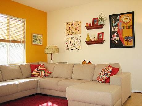 El color de las paredes generará un ambiente determinado