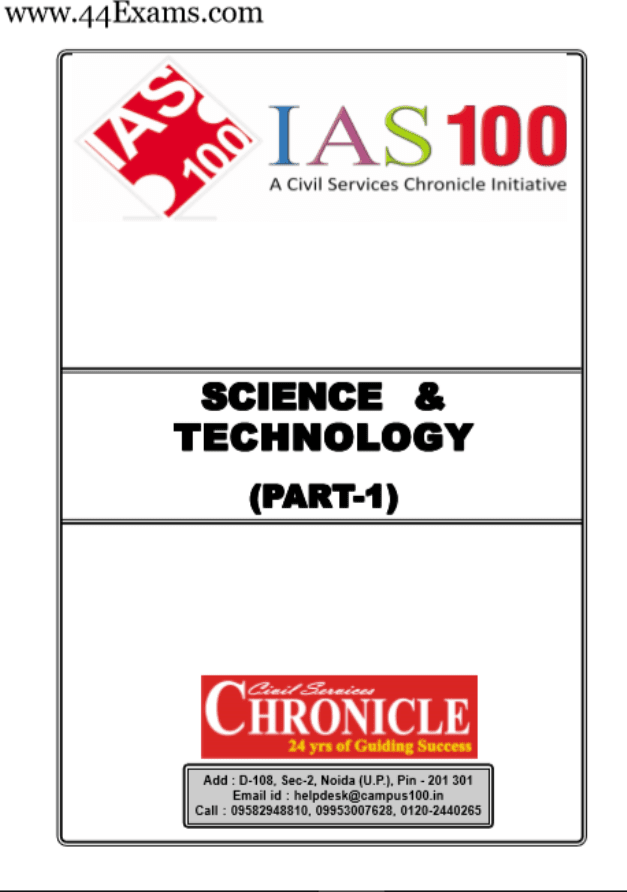 Science-and-Technology-Chronicle-IAS-Academy-For-UPSC-Exam-PDF-Book