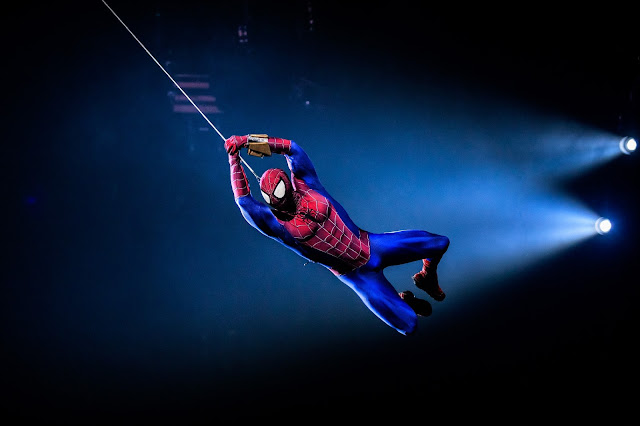 Sneak Peek + Discount Code for Marvel Universe Live CLE