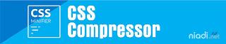 CSS Minifier/Compressor Online