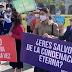 Após 7 meses de igrejas fechadas, cristãos vão às ruas do Peru para pedir reabertura