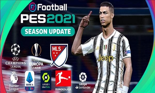 PES 2021 PC Option File DLC 7.0