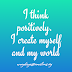 Daily Affirmations 24 November 2020