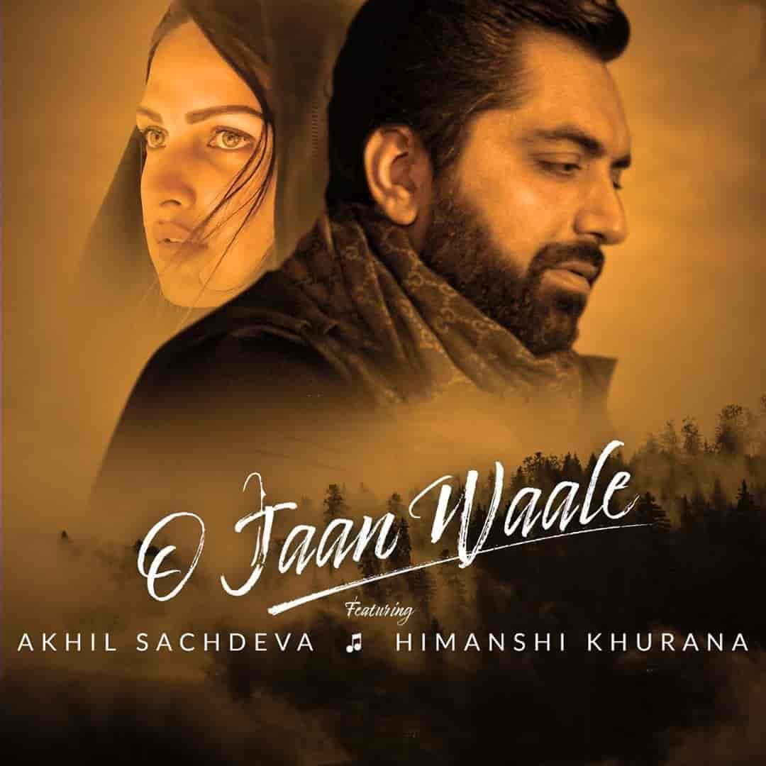 O Jaanwaale Song Image By Akhil Sachdeva