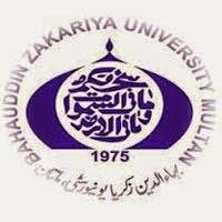 Bahauddin Zakariya University Multan M.Com Result 2017