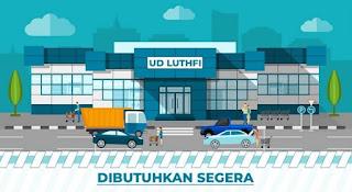 Lowongan Jepara Admin Warehouse, Kenek, Supir, Mandor Gudang, SPG & SPB di Swalayan Bahan Bangunan UD Luthfi Jepara