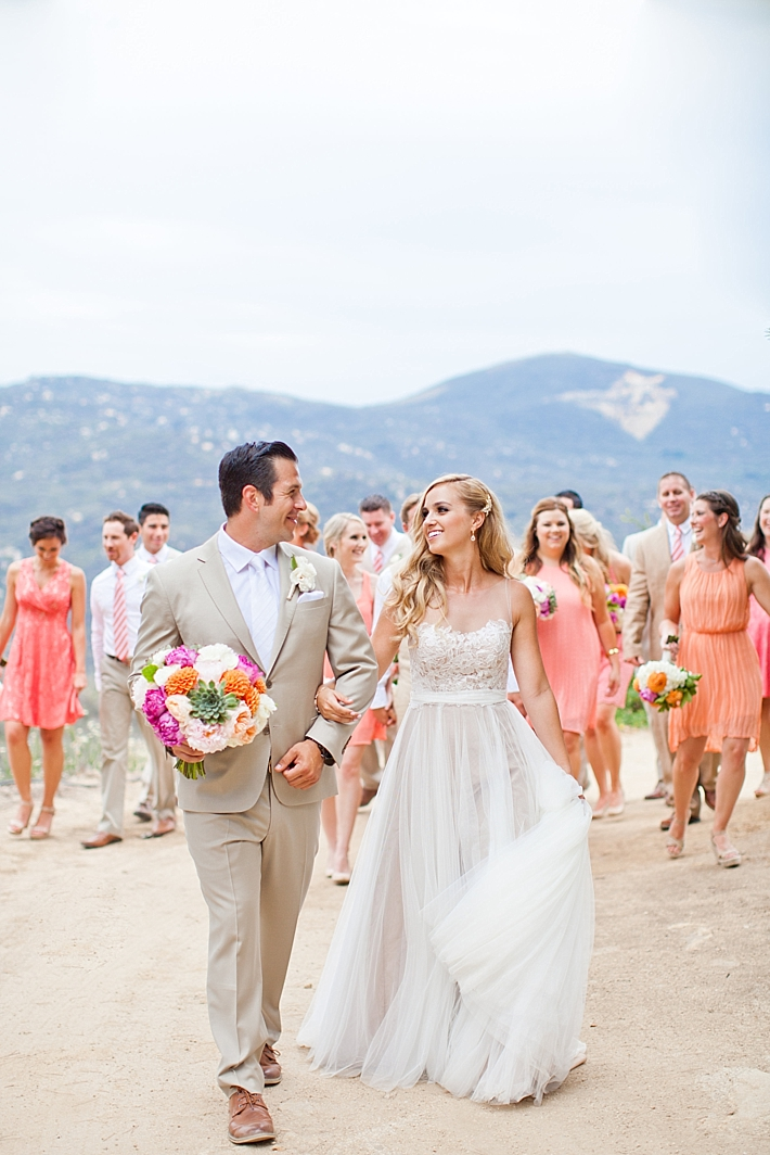 A San Diego Wedding at Secluded Garden Estates | Southern ...