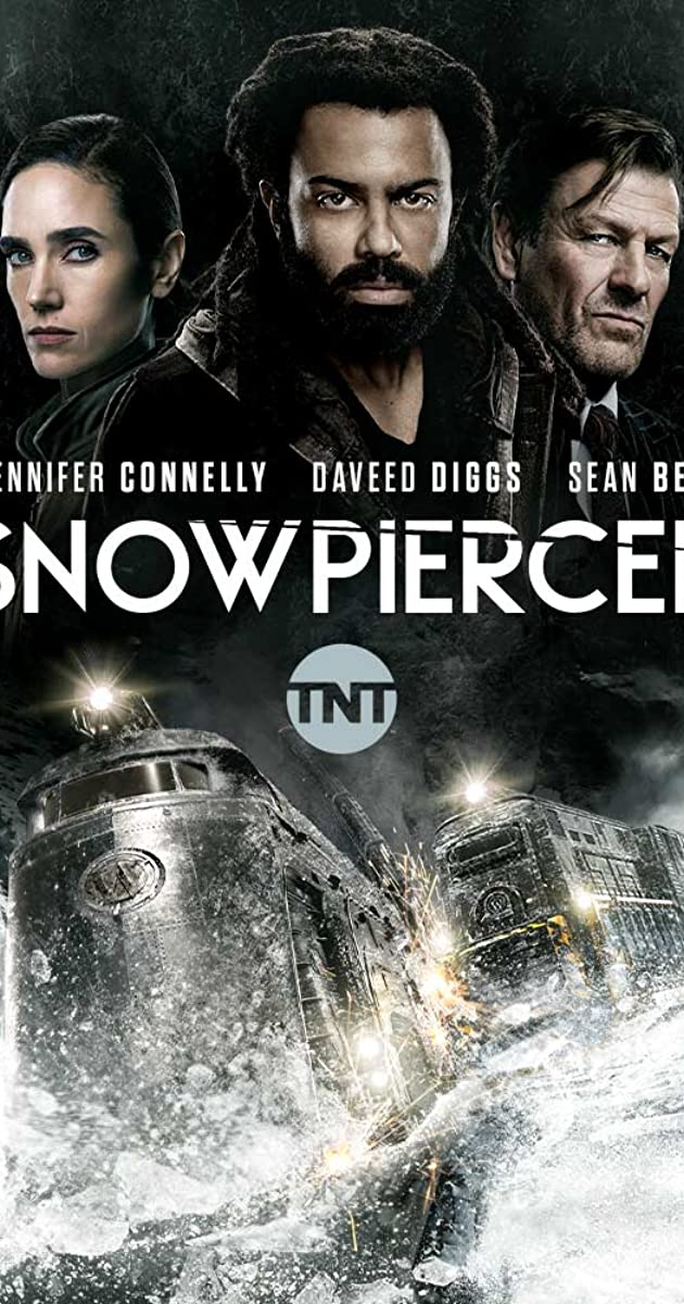 Snowpiercer (2020) Season 2 EP01 Hindi Complete NF 720p HDRip 500MB Download